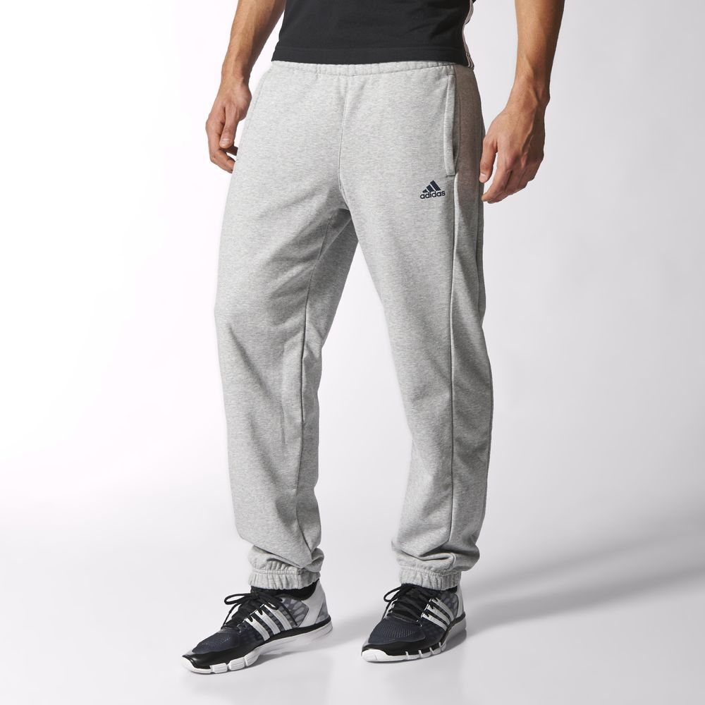Pantaloni Adidas Sport Essentials French Terrys Athletic Barbati Gri/Bleumarin 49622192ZS