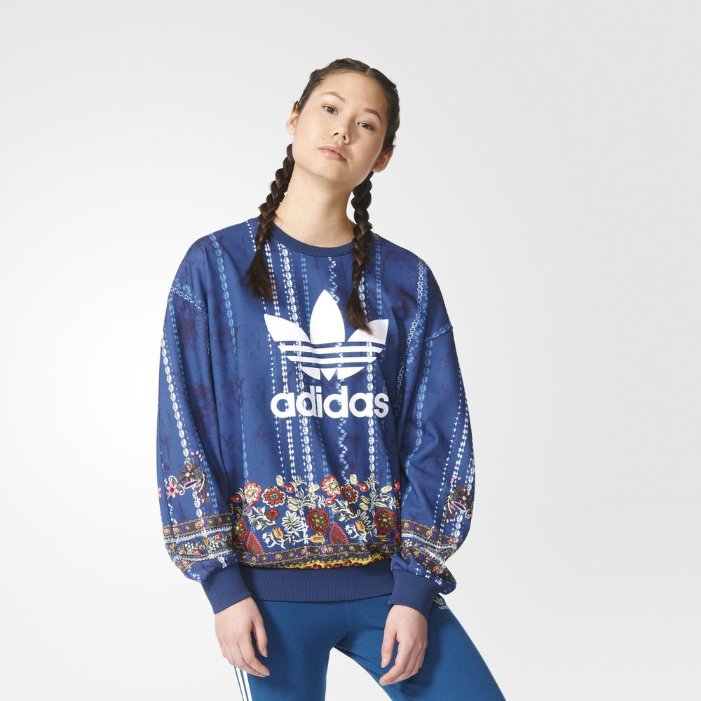 Pulover Adidas Originals Cirandeira Dama Colorati 28341674QF
